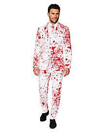 Adult Bloody Harry Party Suit
