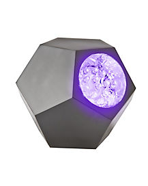 LED Strobe Show Black Light