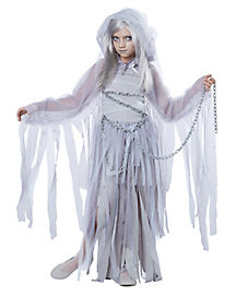 Kids Haunted Beauty Ghost Costume
