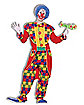Adult Clown Tuxedo Costume