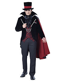 Immortal Vampire Groom Mens Costume