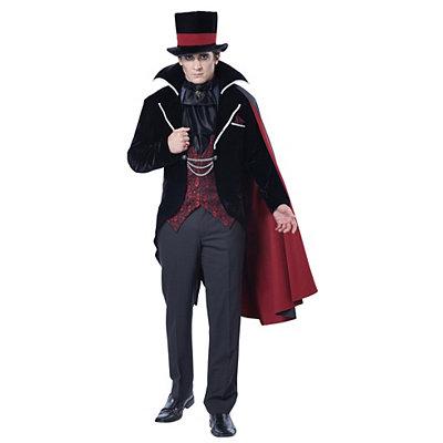 Immortal Vampire Groom Mens Costume $74.99 AT vintagedancer.com