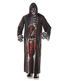 Fiery Grim Reaper Robe