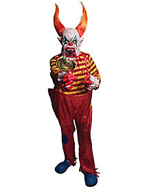 Horns the Clown Adult Costume