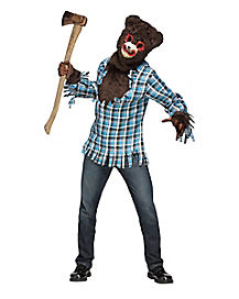 Adult Psycho Teddy Bear Costume