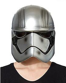 Star Wars Force Awakens Captain Phasma Helmet