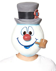 Frosty the Snowman Mask - Frosty the Snowman