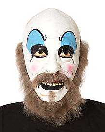 Captain Spaulding Mask - Animal Crackers