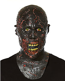 Charred Walker Mask - The Walking Dead