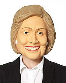 Hillary Clinton Deluxe Mask