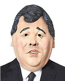 Gov Chris Christie Deluxe Mask