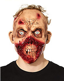 Rotted Gums Zombie Mask