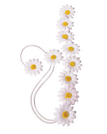 Hippie Daisy Headband