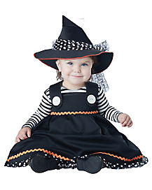 Baby Crafty Lil Witch Costume