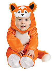 Baby Fox One Piece Costume