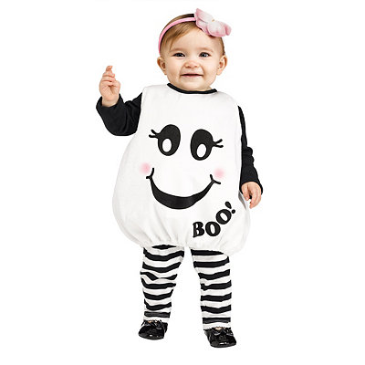 Baby Boo Tunic Infant Costume