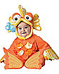 Baby Giggle Goldfish Costume
