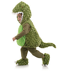 Baby Belly T Rex Costume
