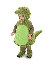 Alligator Belly Baby Costume