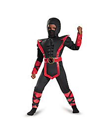 Ninja Muscle Toddler Costume