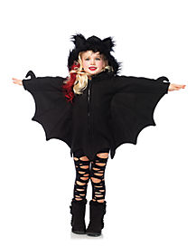 Toddler Cozy Bat Costume
