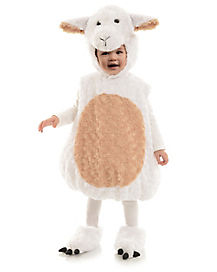 Baby Belly Lamb Costume