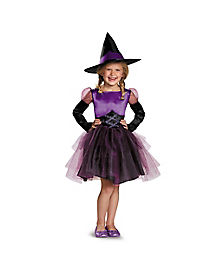 Witch Tutu Dress Toddler Costume