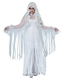 Ghostly Spirit Adult Womens Costume