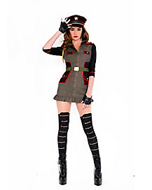 Adult General Curve A Geous Costume