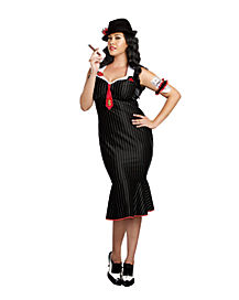 Deadly Dames Plus Size Adult Womens Costume