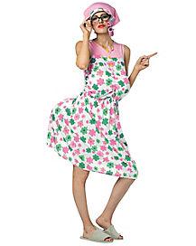 Granny Dress Adult Womens Costume