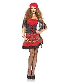 Adult Mystic Vixen Costume