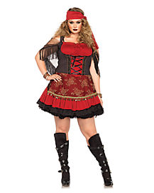 Adult Mystic Vixen Plus Size Costume