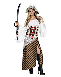 Adult Seven Seas Sweetie Pirate Costume