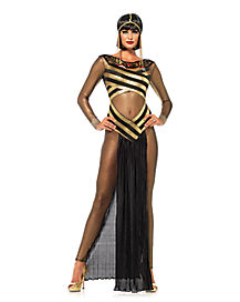 Adult Nile Queen Costume