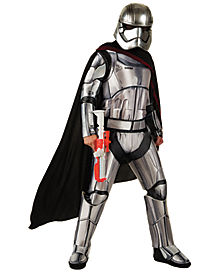 Adult Captain Phasma One Piece Costume - Star Wars Force Awakens