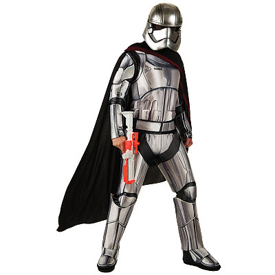 Star Wars Episode VII Force Awakens Capt Phasma Adult Costume