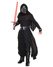 Adult Kylo Ren Costume Deluxe - Star Wars Force Awakens