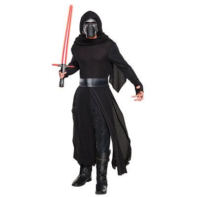 Star Wars Episode VII Force Awakens Kylo Ren Deluxe Costume