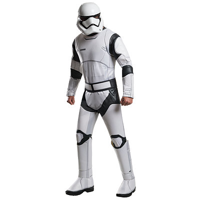 Star Wars Episode VII Force Awakens Stormtrooper Costume