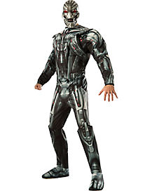 Adult Ultron Costume Deluxe - Avengers 2: Age of Ultron