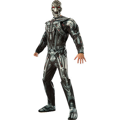 Avengers 2 Ultron Deluxe Adult Costume