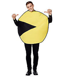 Adult Pacman Costume - Pac-Man
