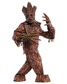 Adult Groot Costume Theatrical - Guardians of the Galaxy