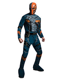 Adult Deathstroke Costume Deluxe - Batman: Arkham