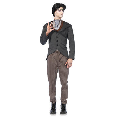 Corpse Bride Victor Adult Mens Costume $84.99 AT vintagedancer.com