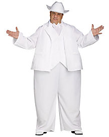 Adult Boss Hogg Plus Size Costume - Dukes of Hazzard