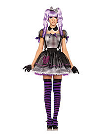 Dead Eye Dollie Adult Costume