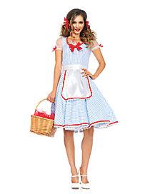 Adult Kansas Sweetie Costume