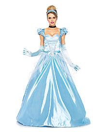 Adult Cinderella Costume - Cinderella